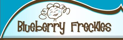 BlueberryFrecklesLogo