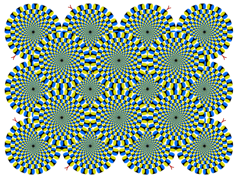 Optical-illusion-wheels-circles-rotating
