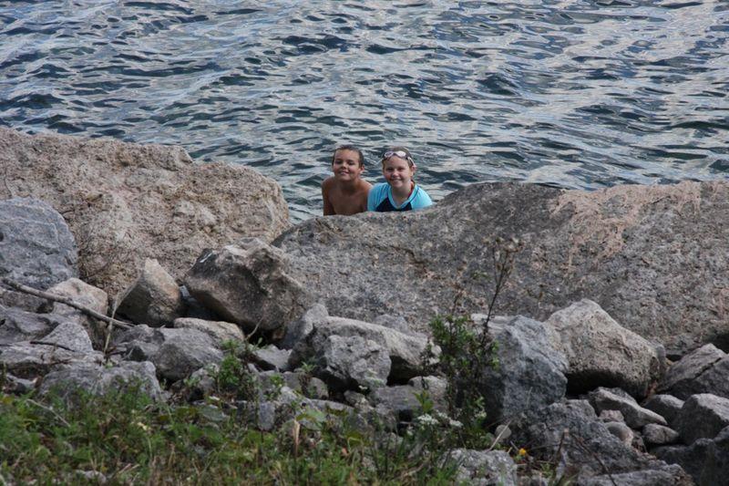 BlogLakeswimming