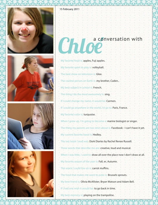 Chloe@11WEB