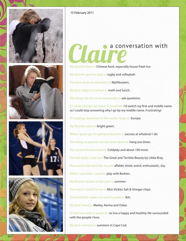 Claire@15WEB