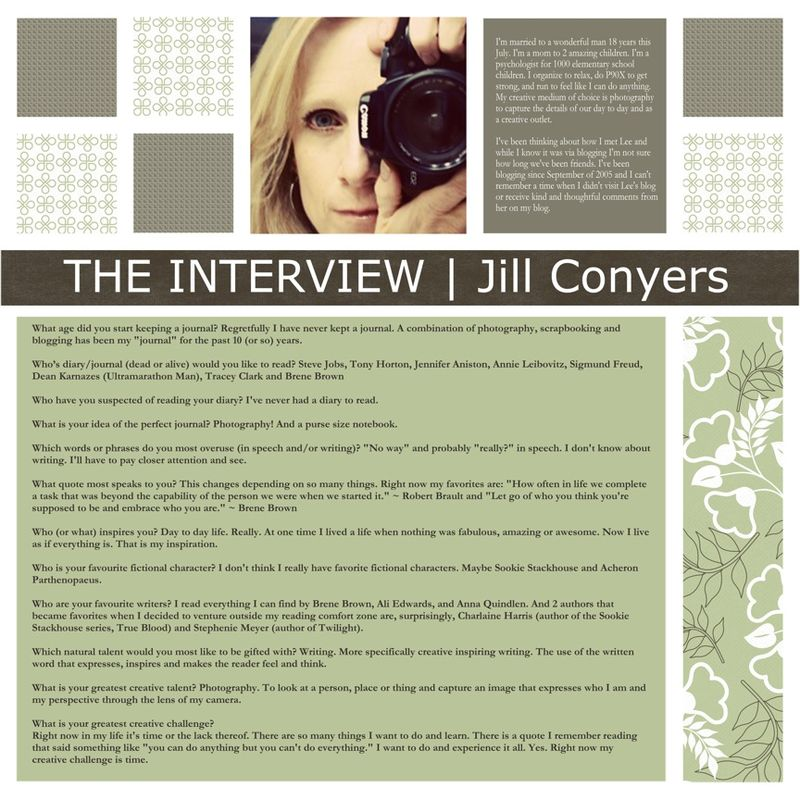 InterviewProjectJILLweb