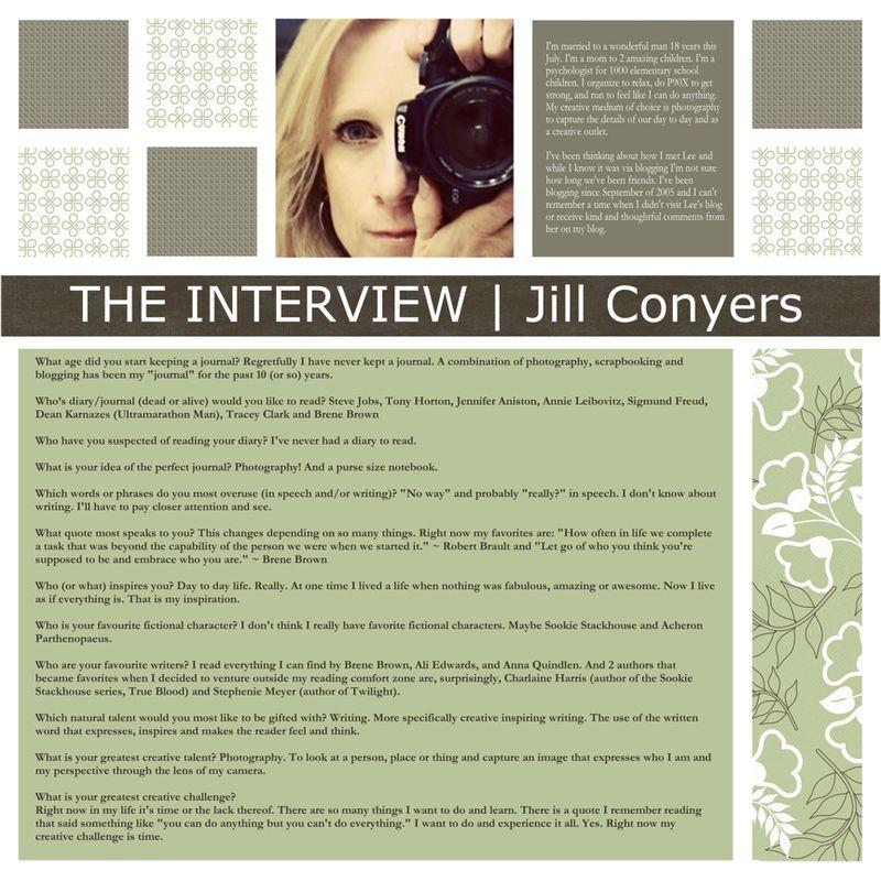 InterviewProjectJILLweb